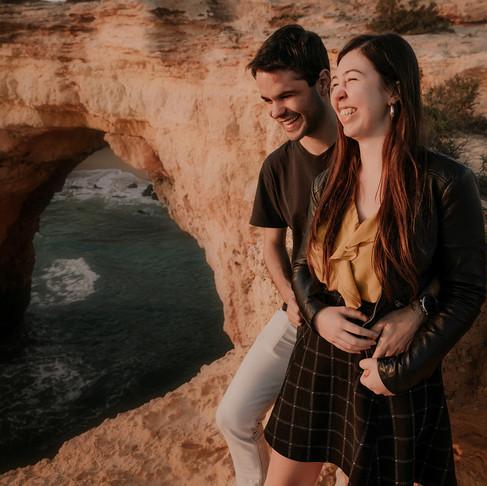 Amor no Algarve