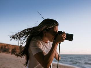 A fotografia e o esporte