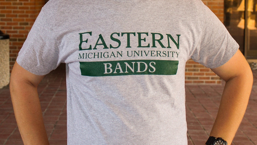 EMU Bands T-Shirt (Grey)