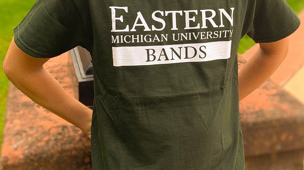 EMU Bands T-Shirt (Green)