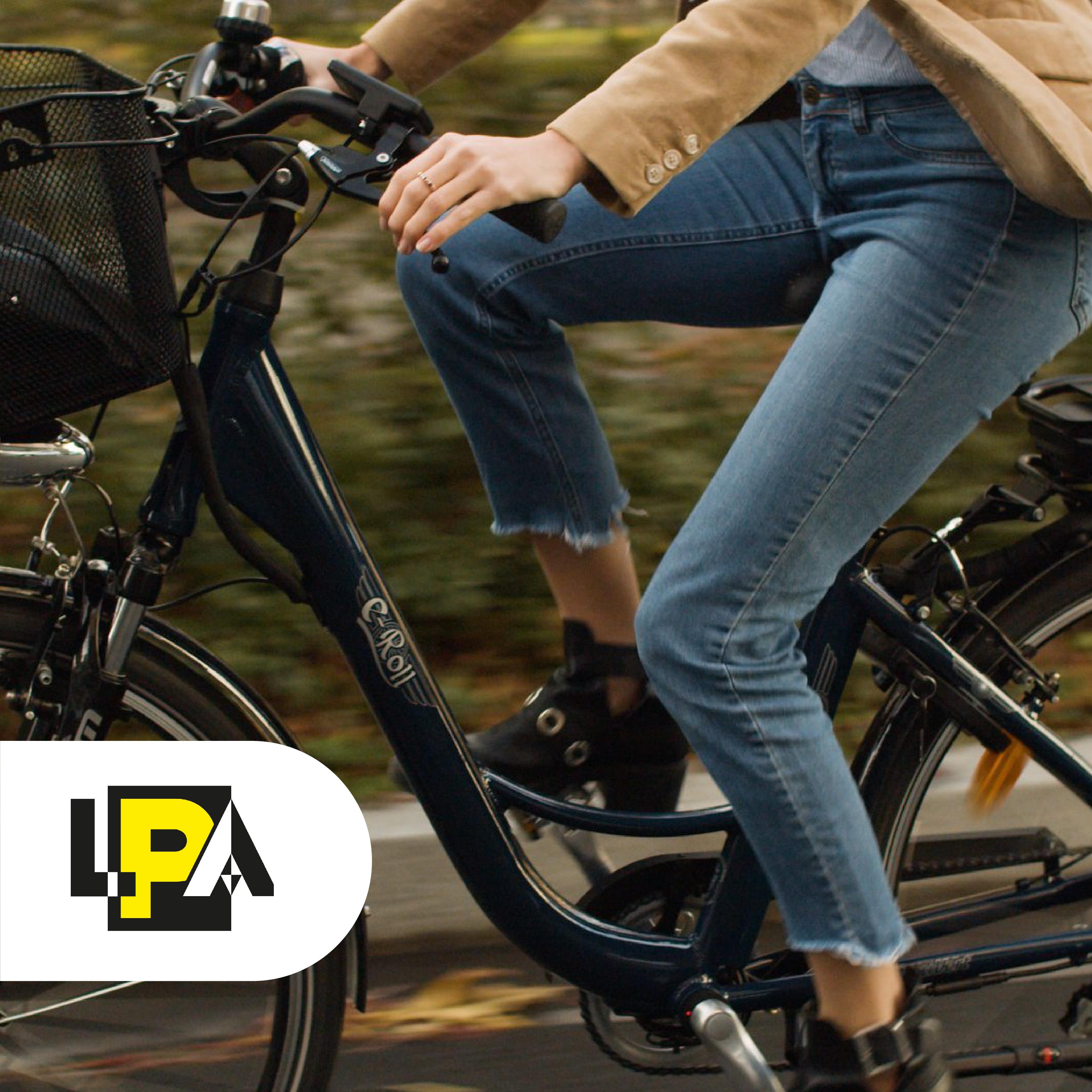 LPA - Découverte des vélos électriques