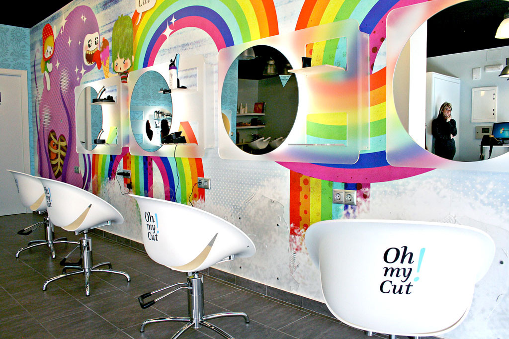 Oh My Cut! - Pamplona