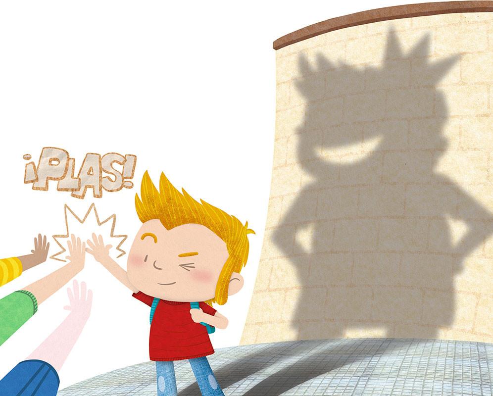 Simón miedoso