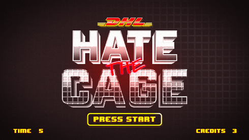 DHL: Hate The Cage