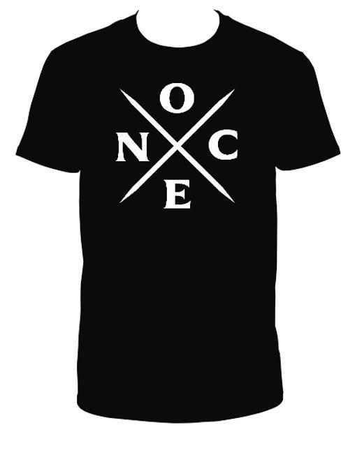 once t shirt for men