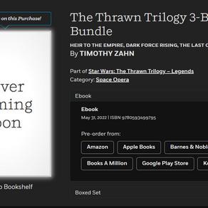 Thrawn Trilogy 3 book box set announced
