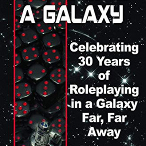 New book about the early Star Wars roleplaying games