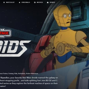Droids (1985-1986) now available on Disney+