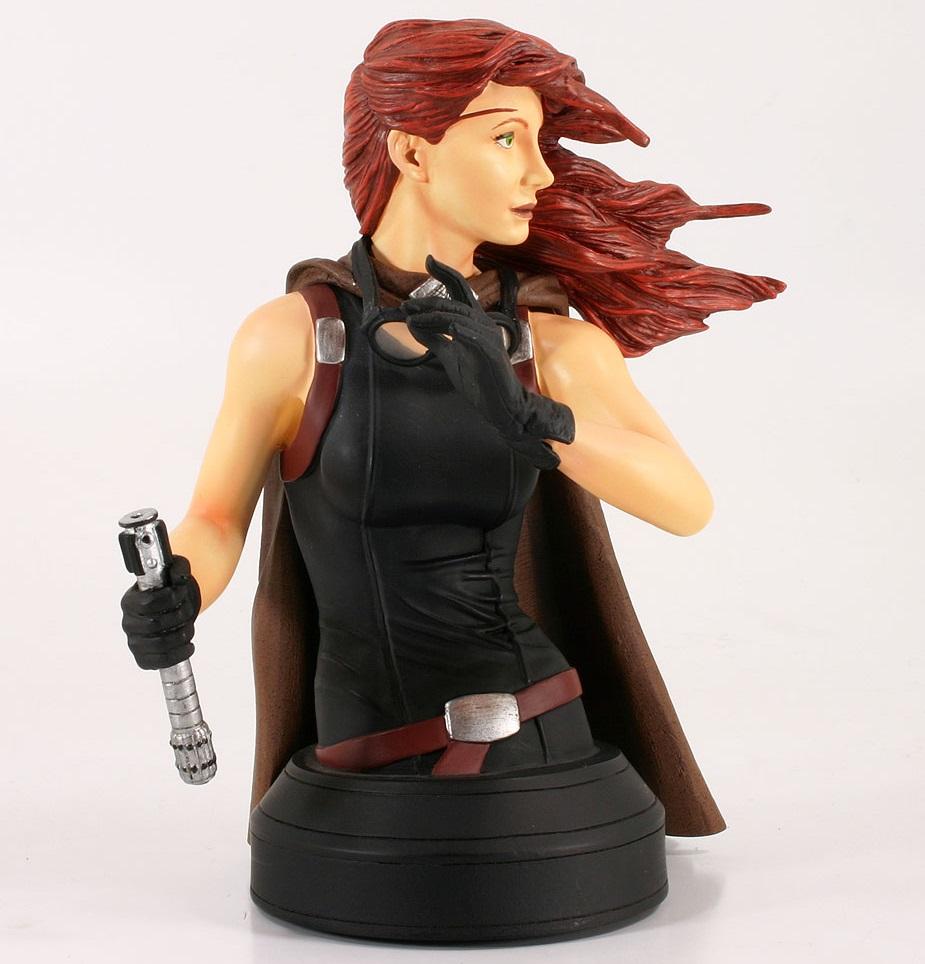 GG Mara Jade Skywalker Mini Bust