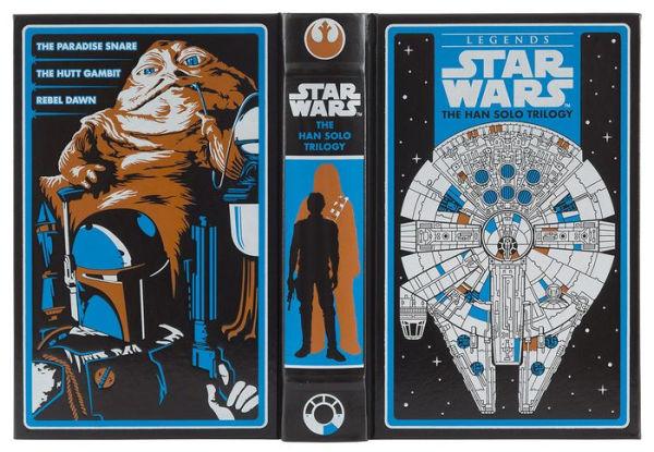 B&N Han Solo Trilogy- Full Cover