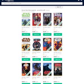 Major digital sale on Star Wars comics!