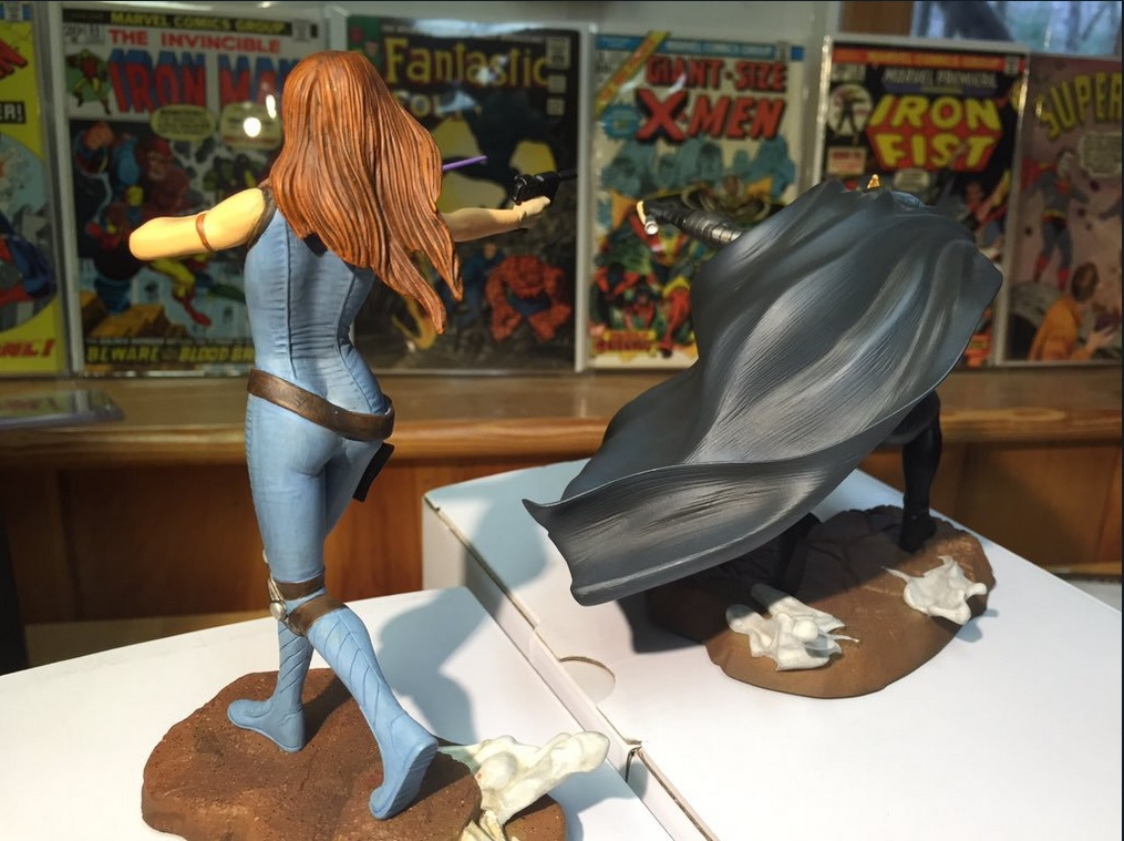 Mara Jade  and Darth Bane