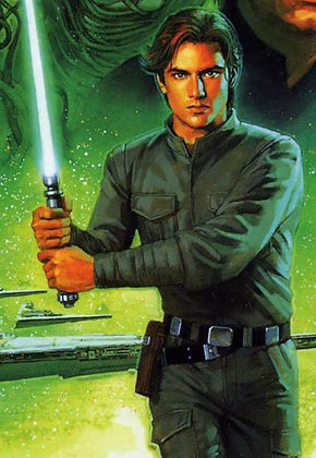 Character Spotlight Jacen Solo The Expanded Universe Star Wars