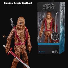 Hasbro announces Black Series Zaalbar figure