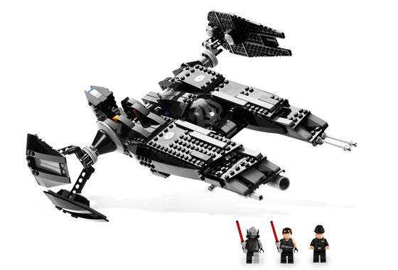 Retired Lego Expanded Universe Set