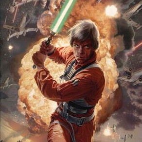 Roleplaying the Galaxy: It's Skywalker!