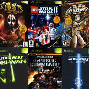 Choices in the Expanded Universe: Video Game