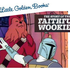 Star Wars the Story of the Faithful Wookiee to come out January 2022