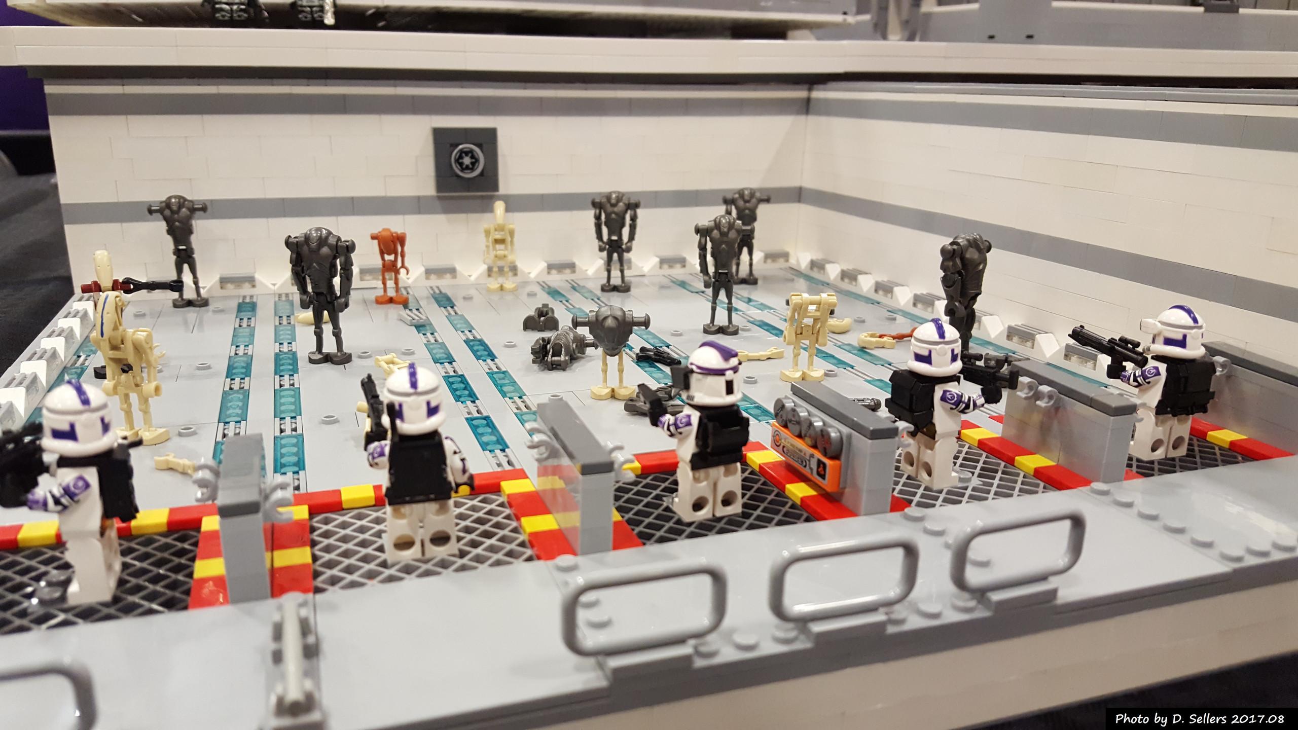 Secret Clone Training Facility (TCW)