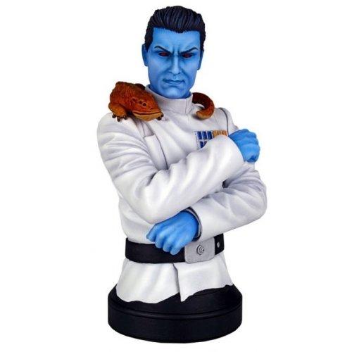 Grand Admiral Thrawn Mini Bust