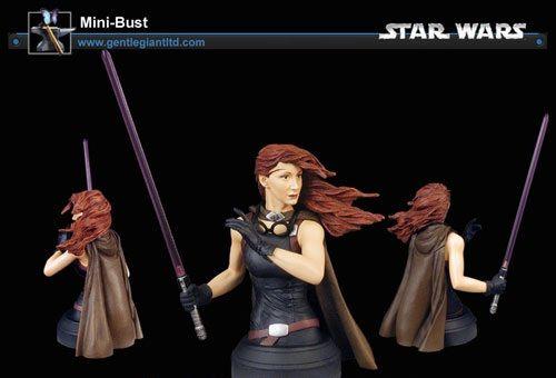 Gentle Giant Mara Jade Skywalker