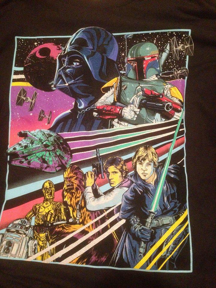 Retro Dark Empire Shirt