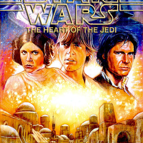 Heart of the Jedi on Amazon NOW
