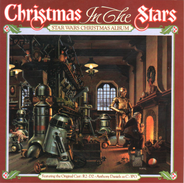 Christmas In The Stars Cover