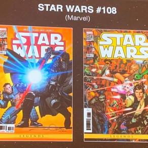 Marvel 108 final cover revealed, includes Legends banner