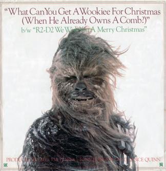 LP single Chewbacca Cover art