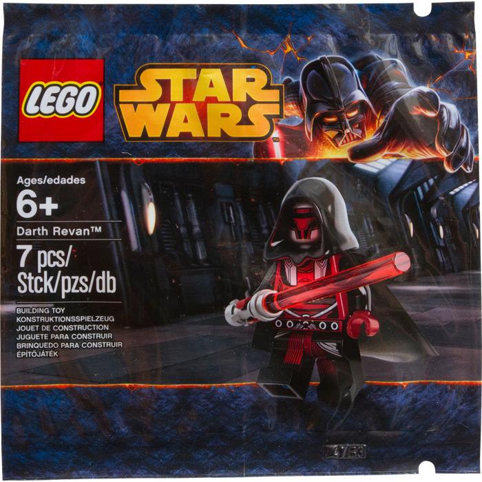 Lego Promo Polybag Darth Revan