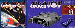 Arkanoid vs Breakout