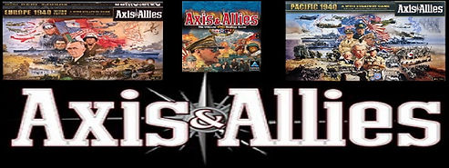 Axis and Allies Wallpaper Homepage Banne