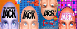 You don't know Jack - Serie