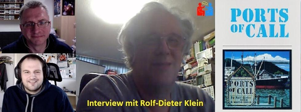 Ports of Call Rolf-Dieter Klein Banner.j