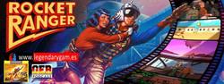 Rocket Ranger (1988) - Cinemaware