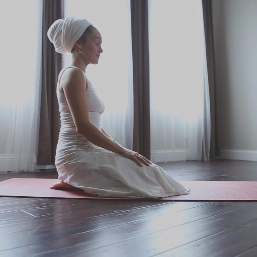 Gong Healing Yoga & Halotherapy with fantastic yoga instructor SiriAtma!