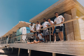 And what is a Surf House without a surf school?