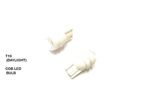 T10 (DAYLIGHT) 2P 12V COB LED BULB