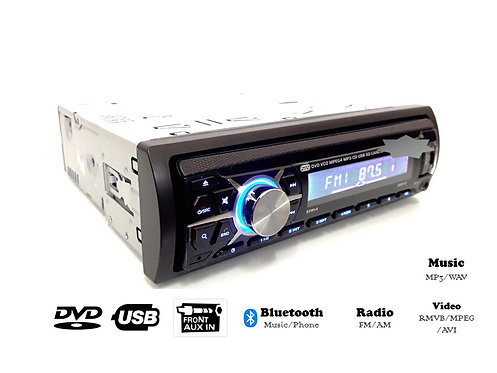 TKC DVD/USB/SD/MP3/RMVB/MPEG BLUETOOTH MP4 PLAYER