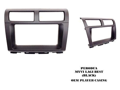 PERODUA MYVI LAGI BEST OEM PLAYER CASING (BLACK)