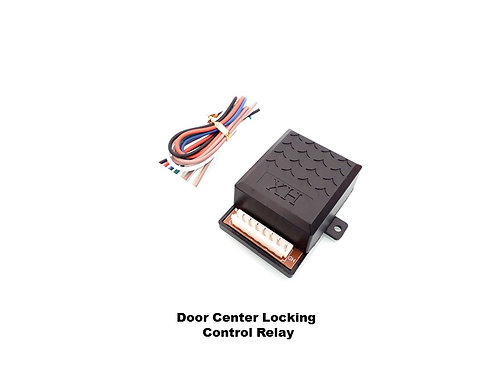 DOOR CENTER LOCKING CONTROL RELAY