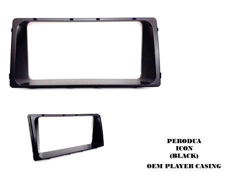 PERODUA ICON OEM PLAYER CASING (BLACK)