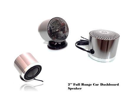ROADMARK 2.5'' FULL RANGE SPEAKER, 120 Watts Max