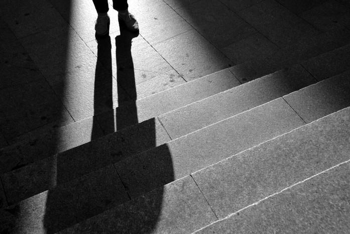 Juego de sombras