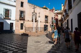 Las Cruzes, Seville.