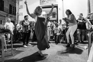 Street Flamenco, El Puerto De Santa Maria.