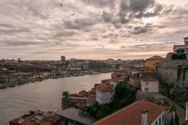 O Rio Douro - by Theo Newbon