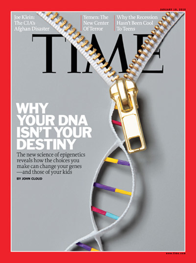Time magazine microbiome