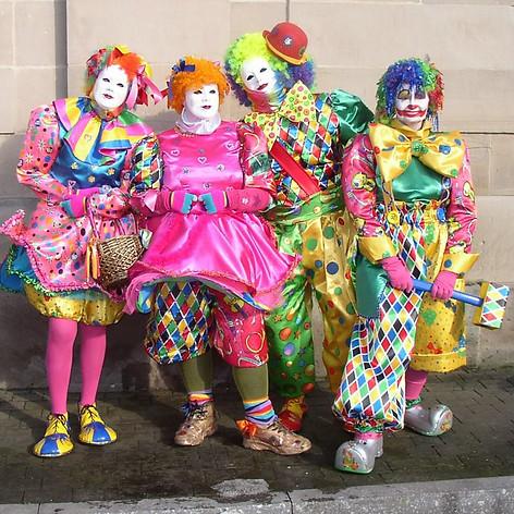 Venices clowns